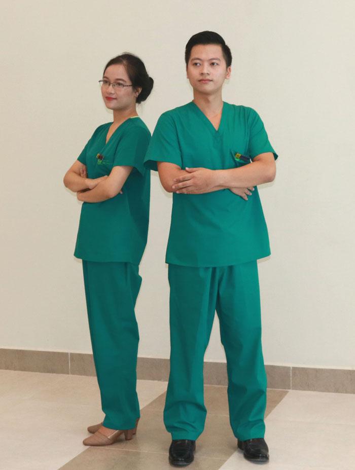 Đồng Phục Y Tế Bệnh Viện 21